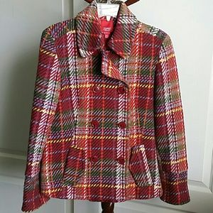 Esprit wool peacoat